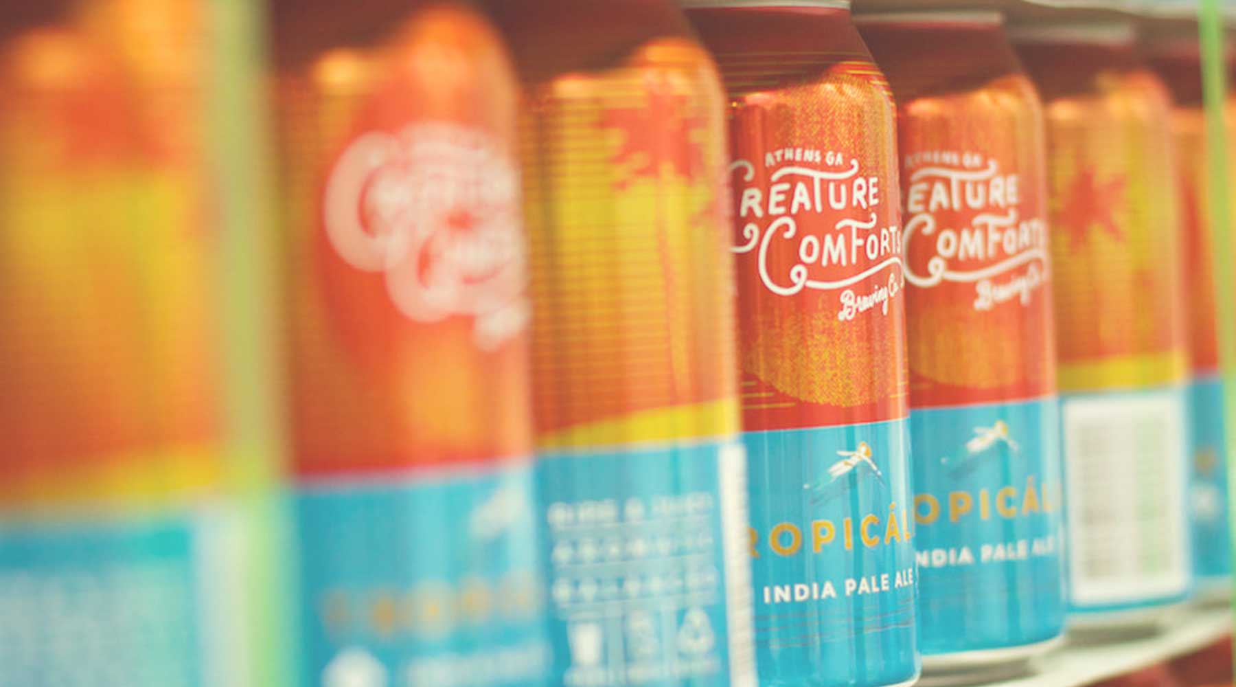Creature Comforts Brewing Co. | Just Wine
