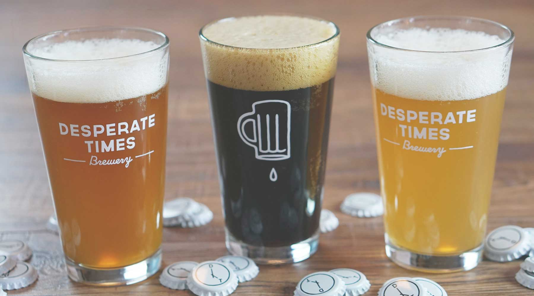 Desperate Times Brewery Just Beer 3.7 out of 5 with 25 ratings. just beer