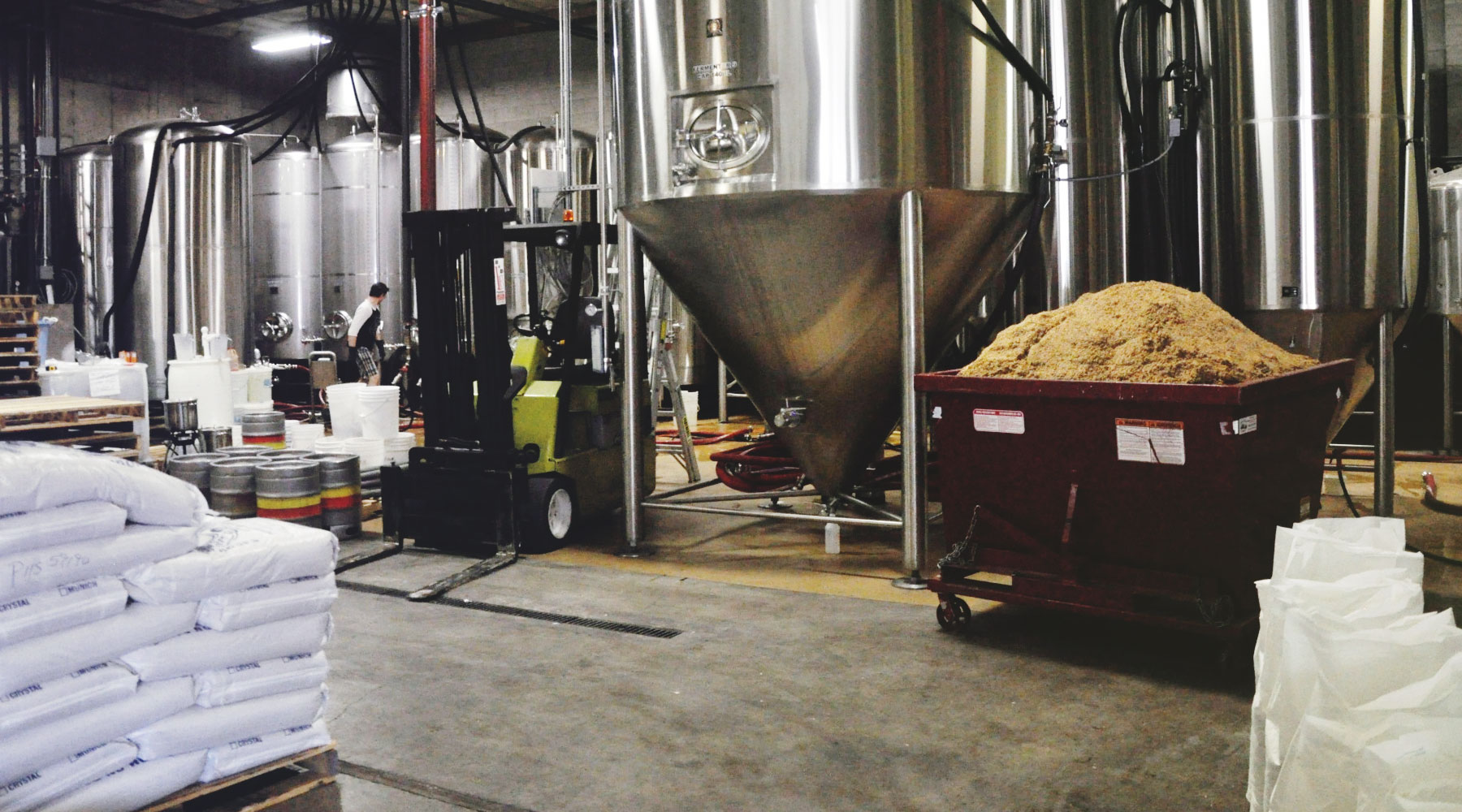 Driftwood Brewery | Just Wine