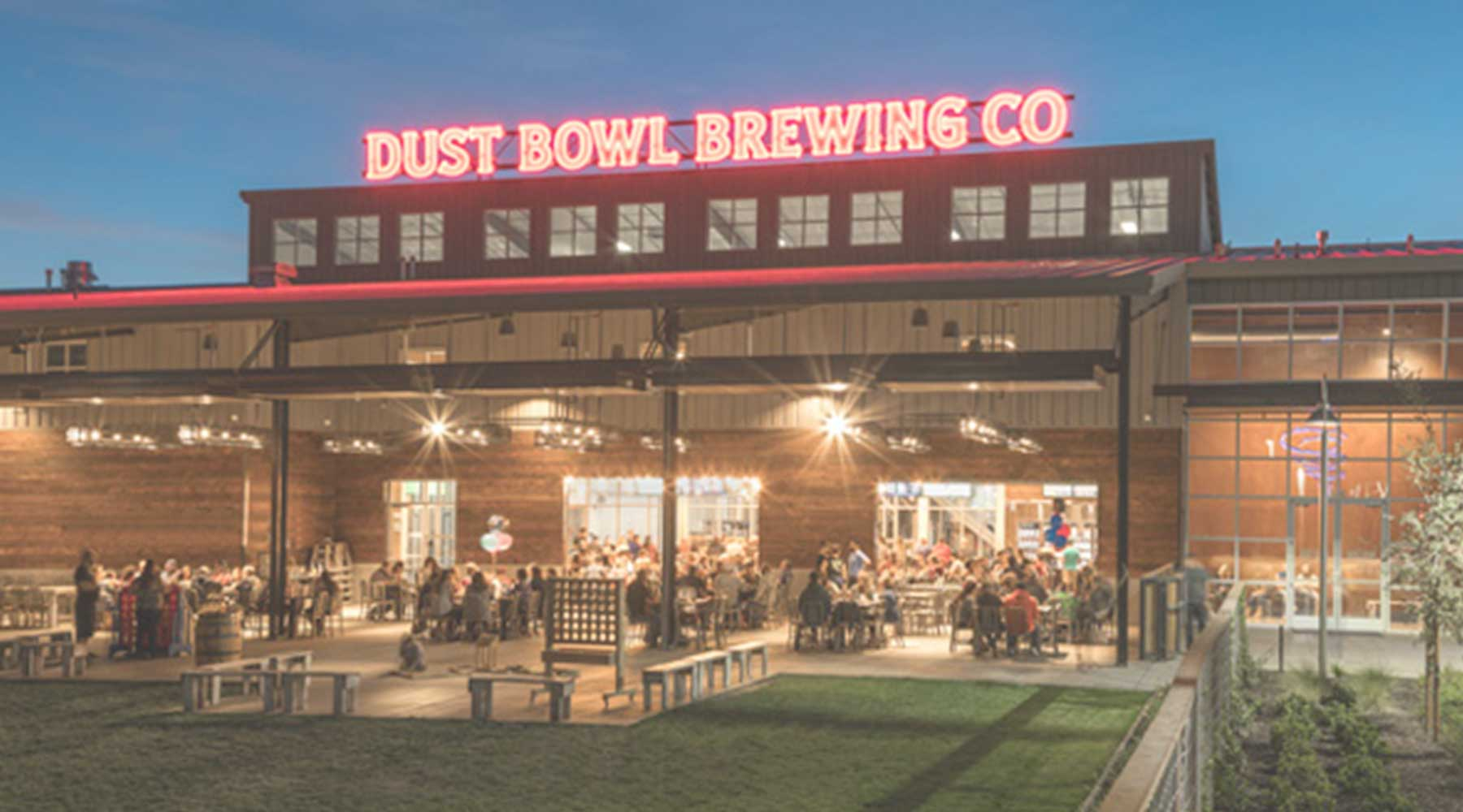 Dust Bowl Brewing | Just Wine
