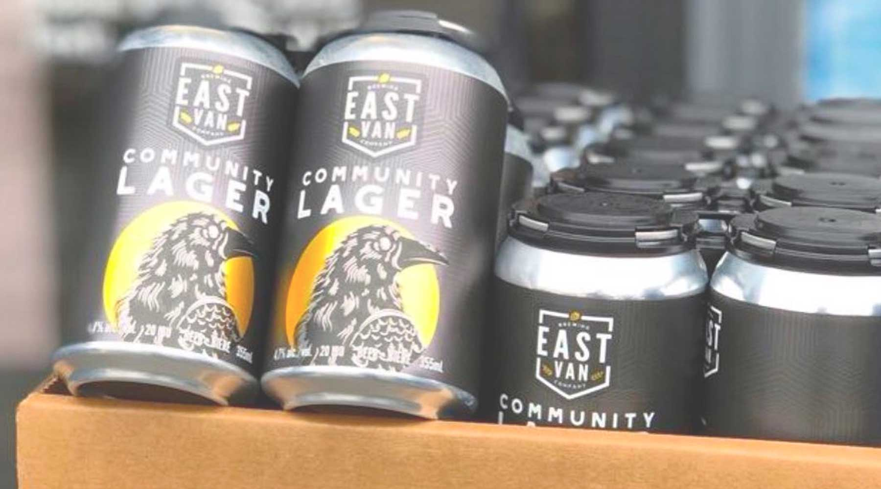 East Van Brewing Company | Just Wine