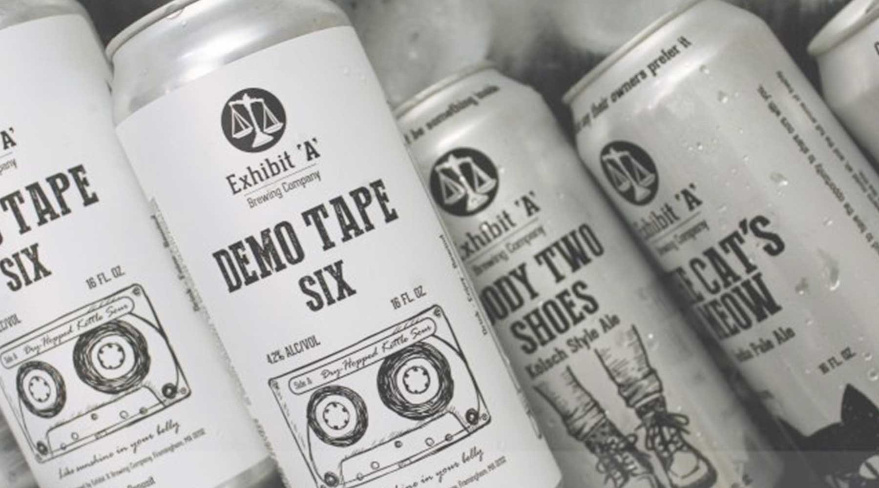 Exhibit 'A' Brewing Company | Just Wine