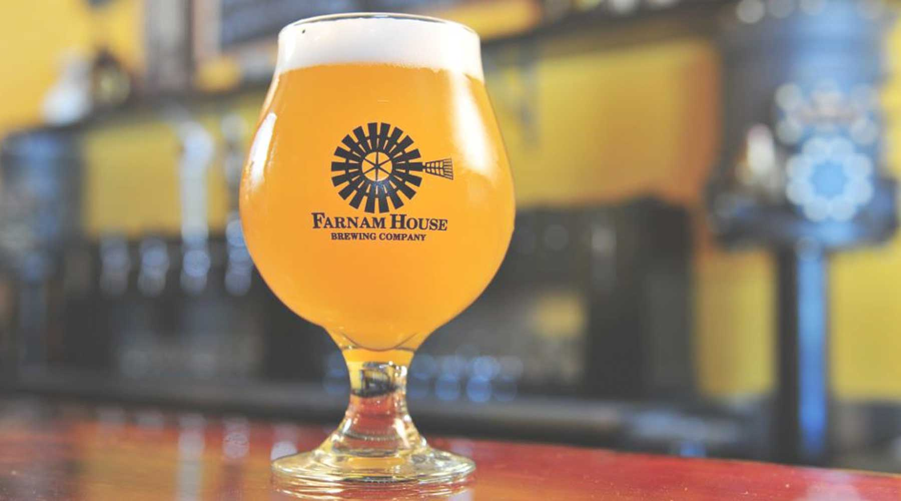 Farnam House Brewing Company | Just Wine