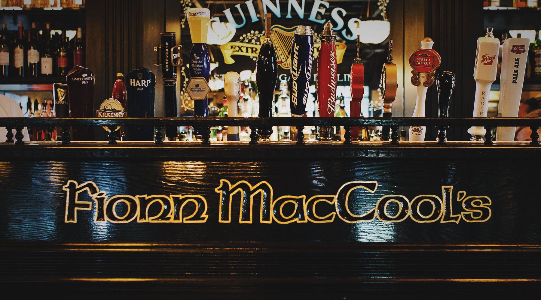 Fionn MacCool's | Just Wine