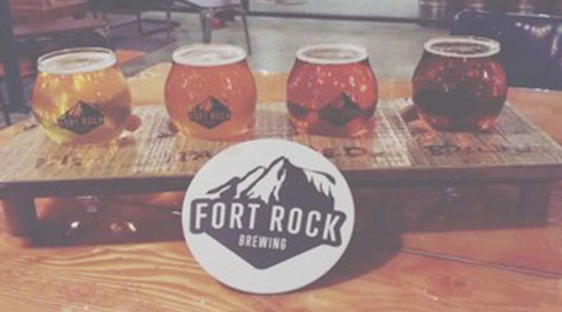 Fort Rock Brewing | Just Wine