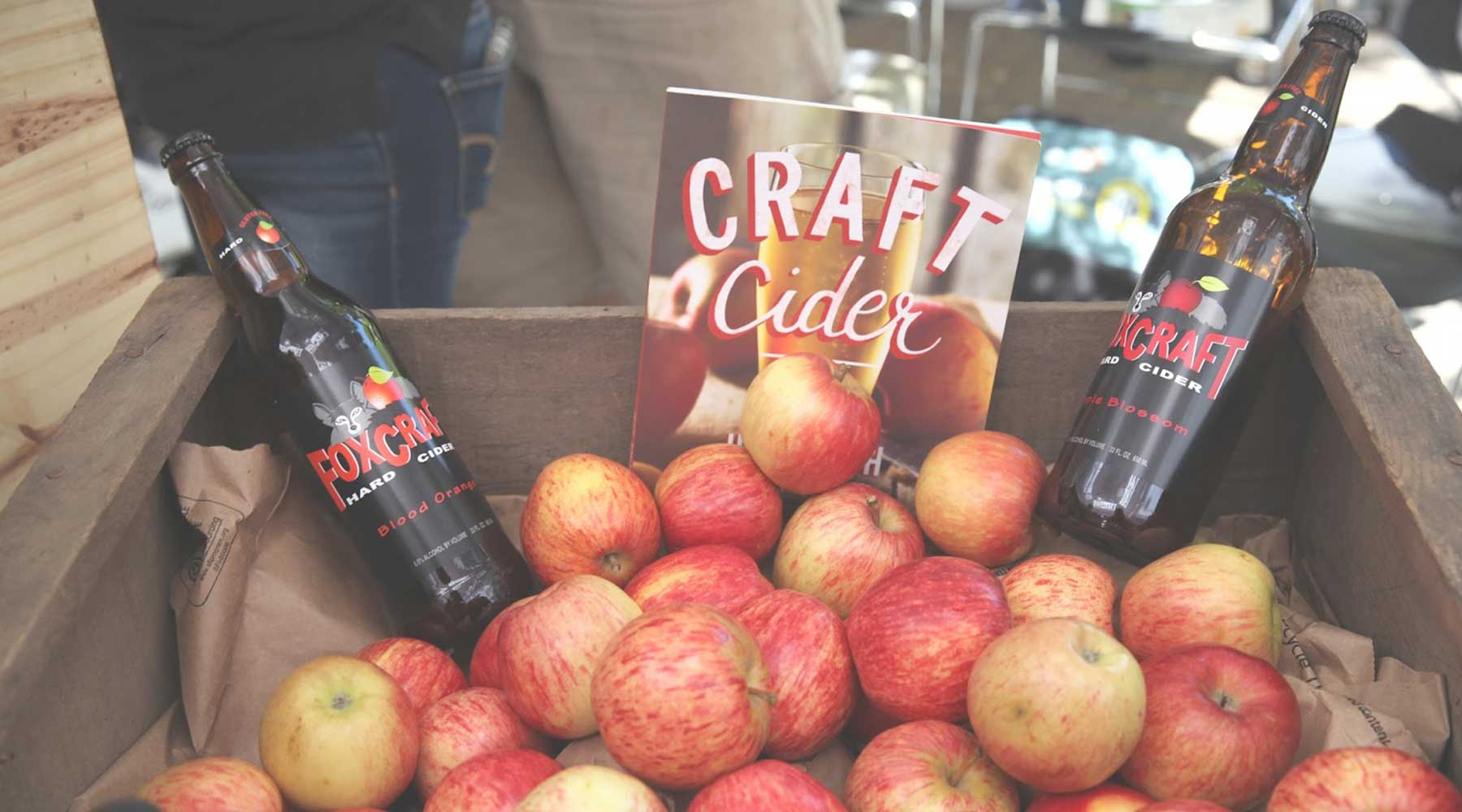FoxCraft Hard Cider Company | Just Wine