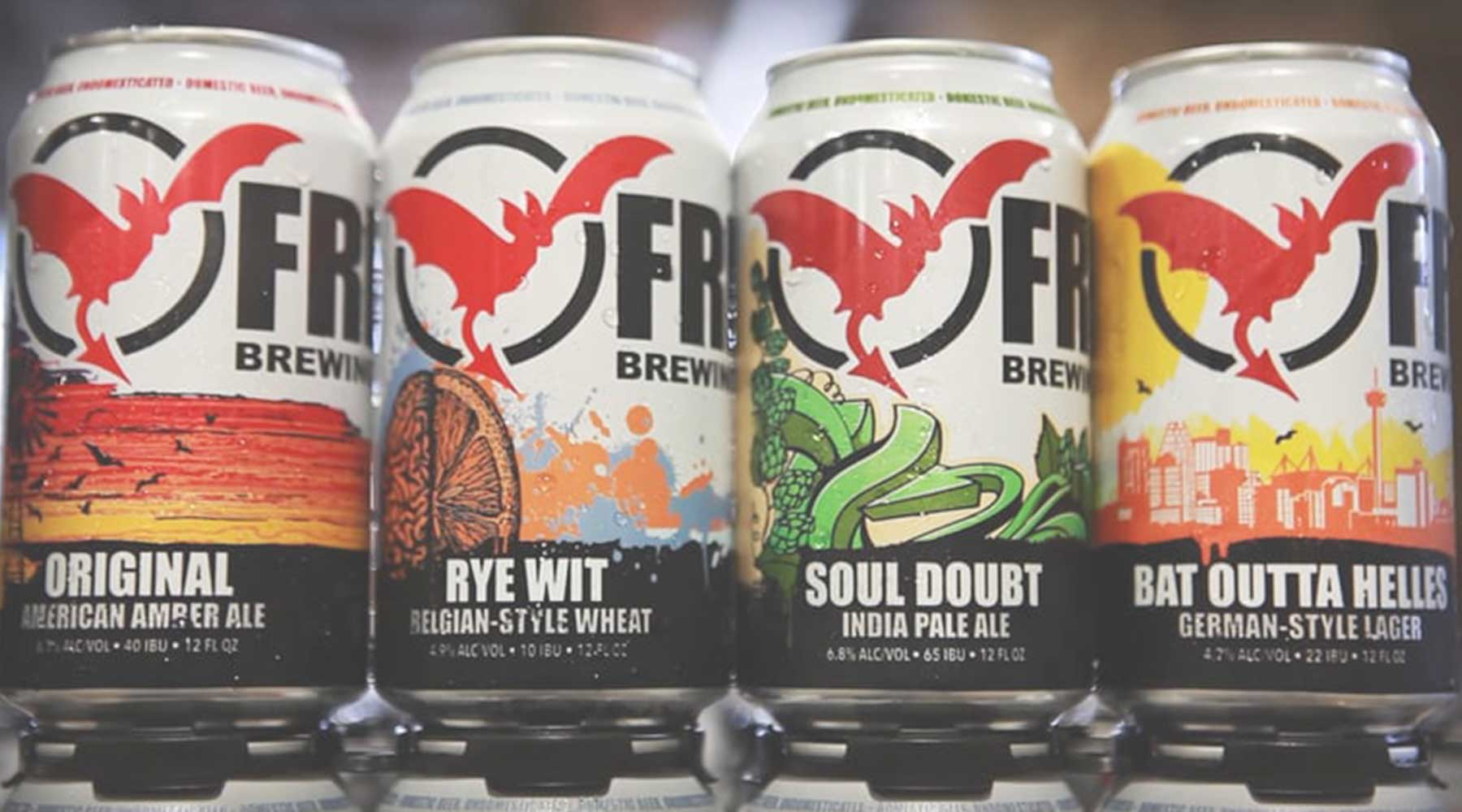 Freetail Brewing Company | Just Wine