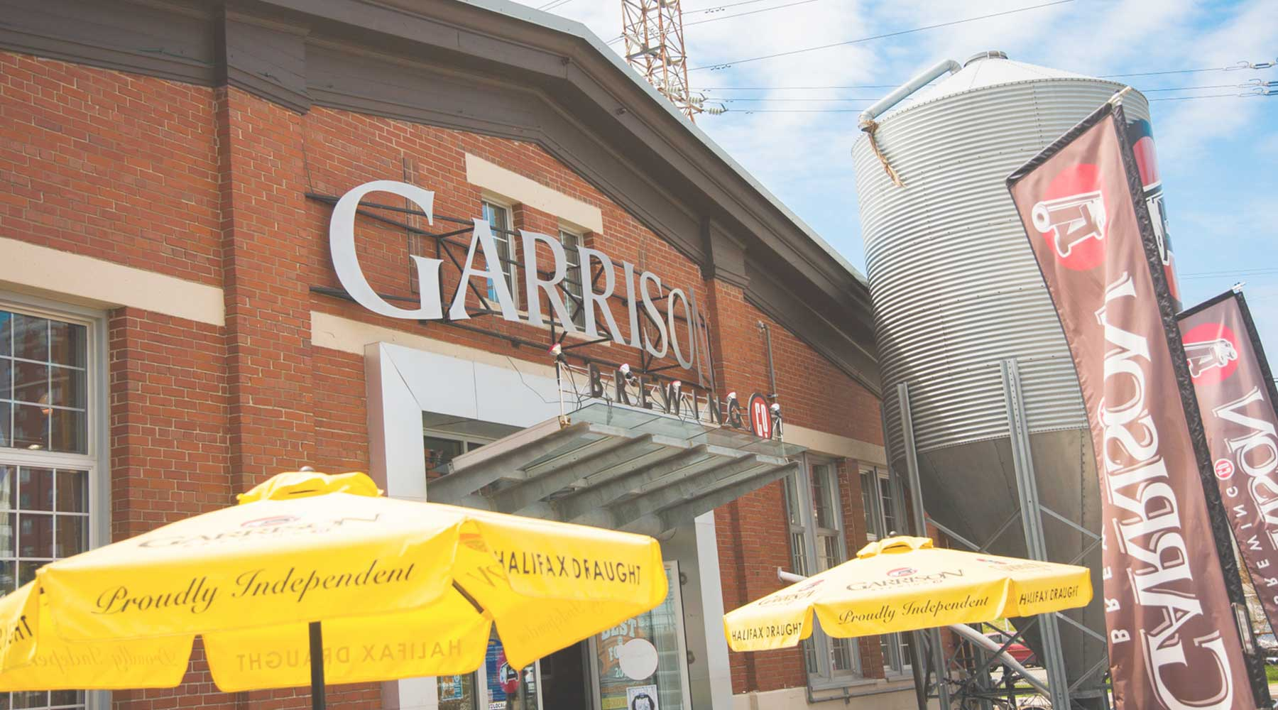 Garrison Brewing Company | Just Wine