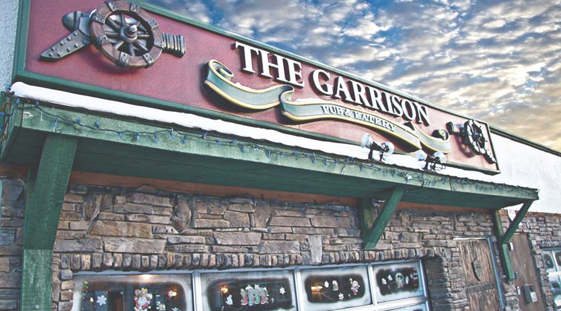The Garrison Pub | Just Wine