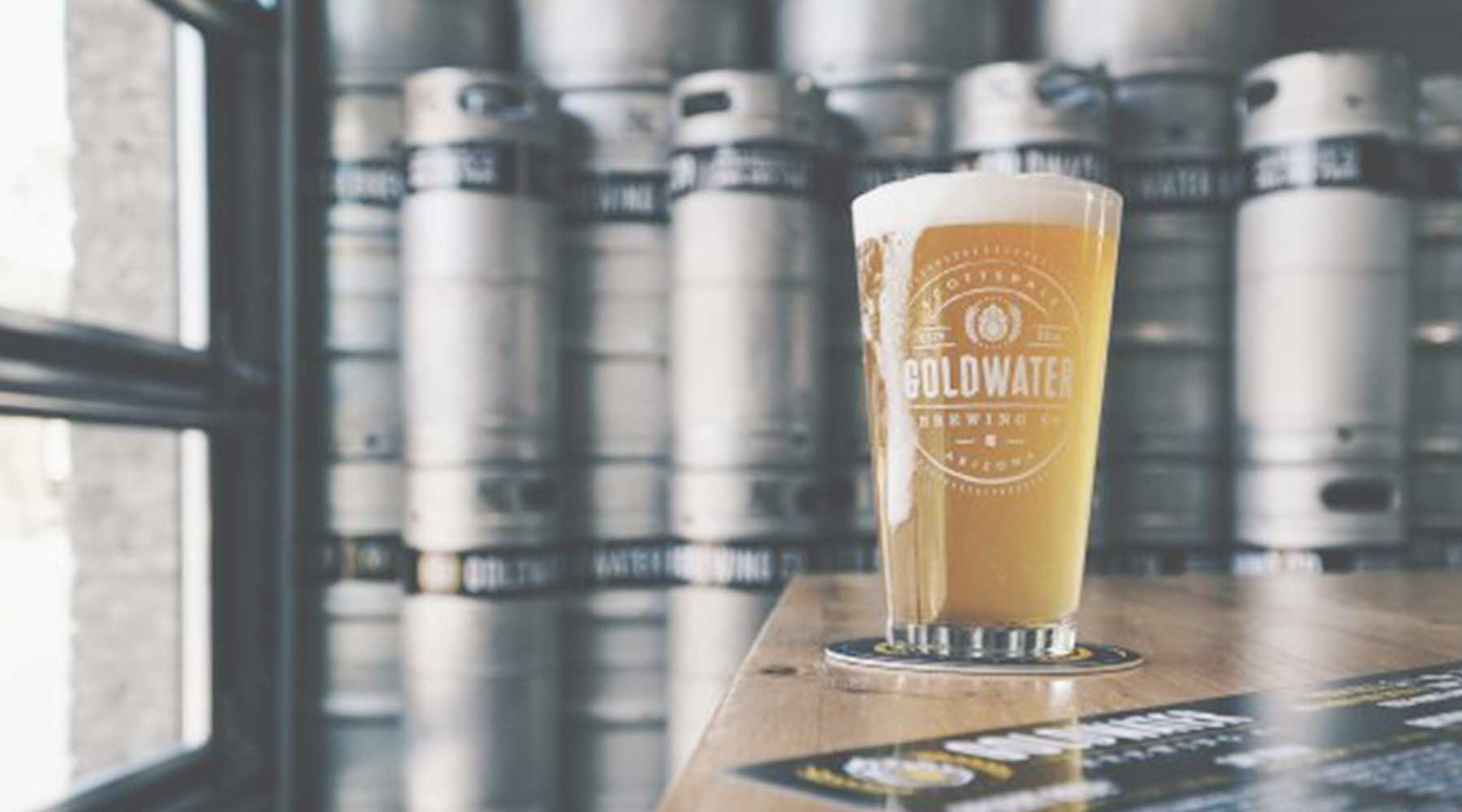 Goldwater Brewing Company | Just Wine