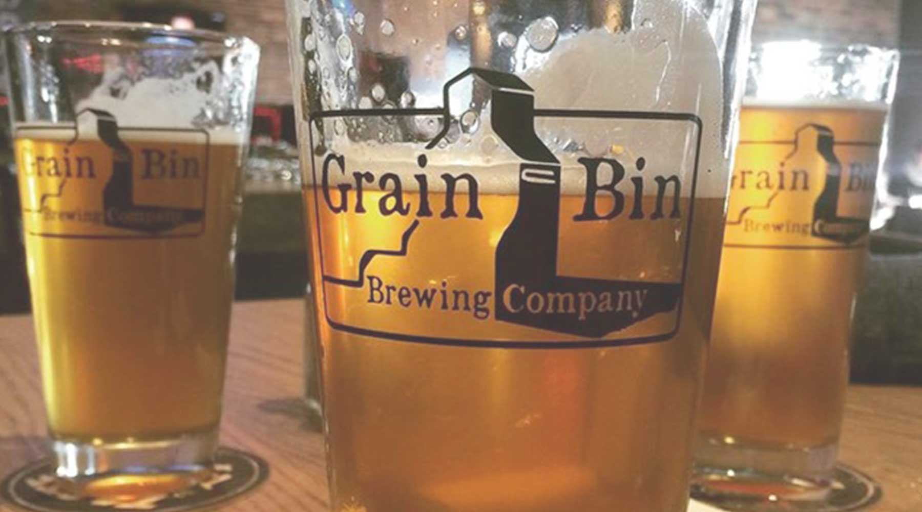 Grain Bin Brewing Company | Just Wine