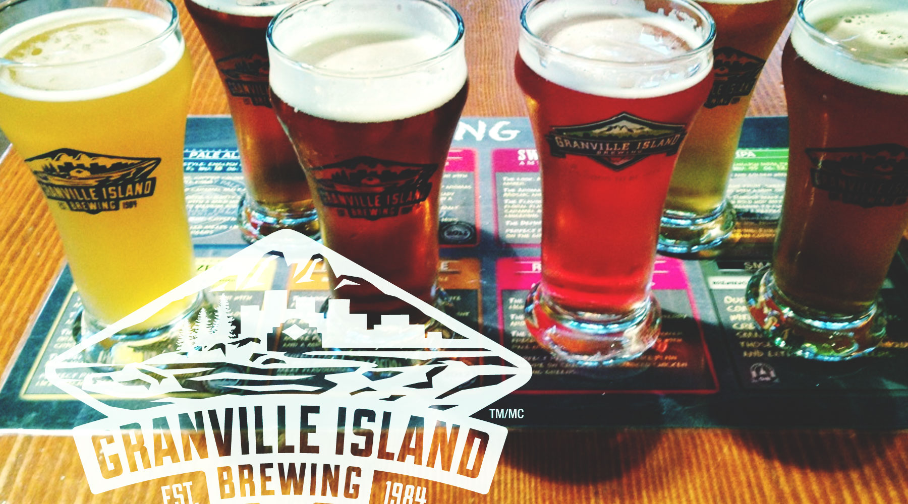 Granville Island Brewing | Just Wine