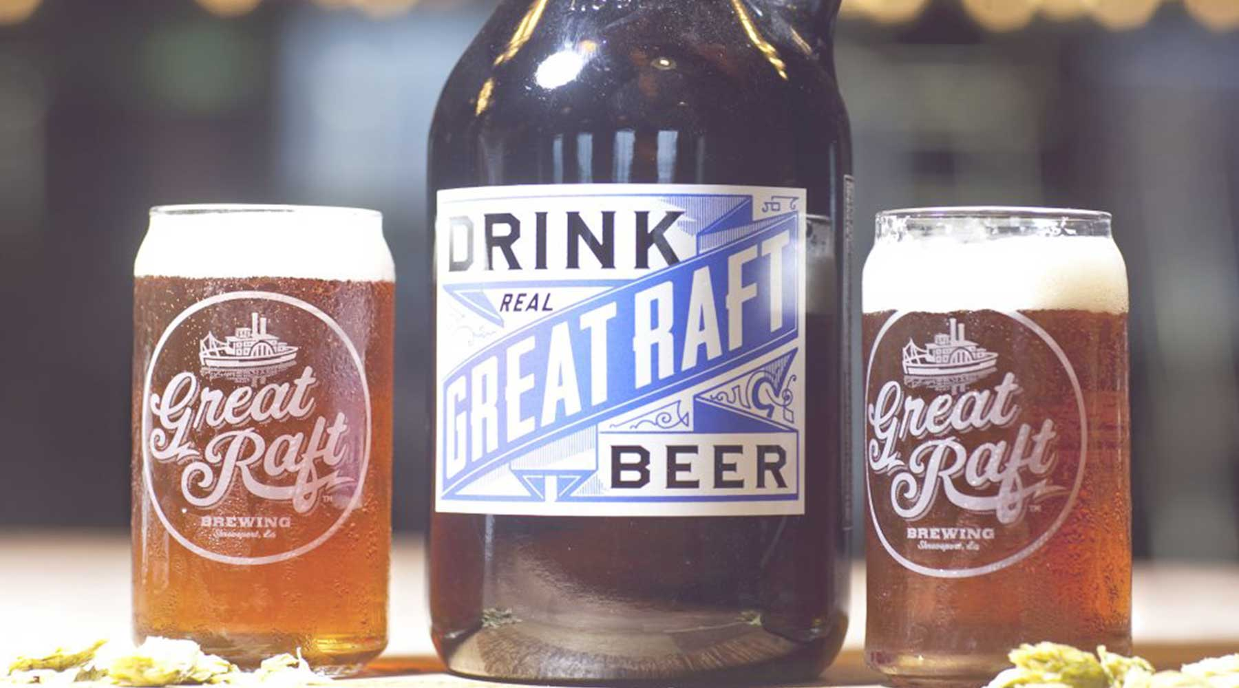 Great Raft Brewing | Just Wine