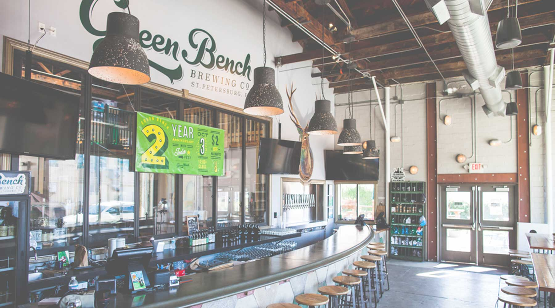 Green Bench Brewing Company | Just Wine