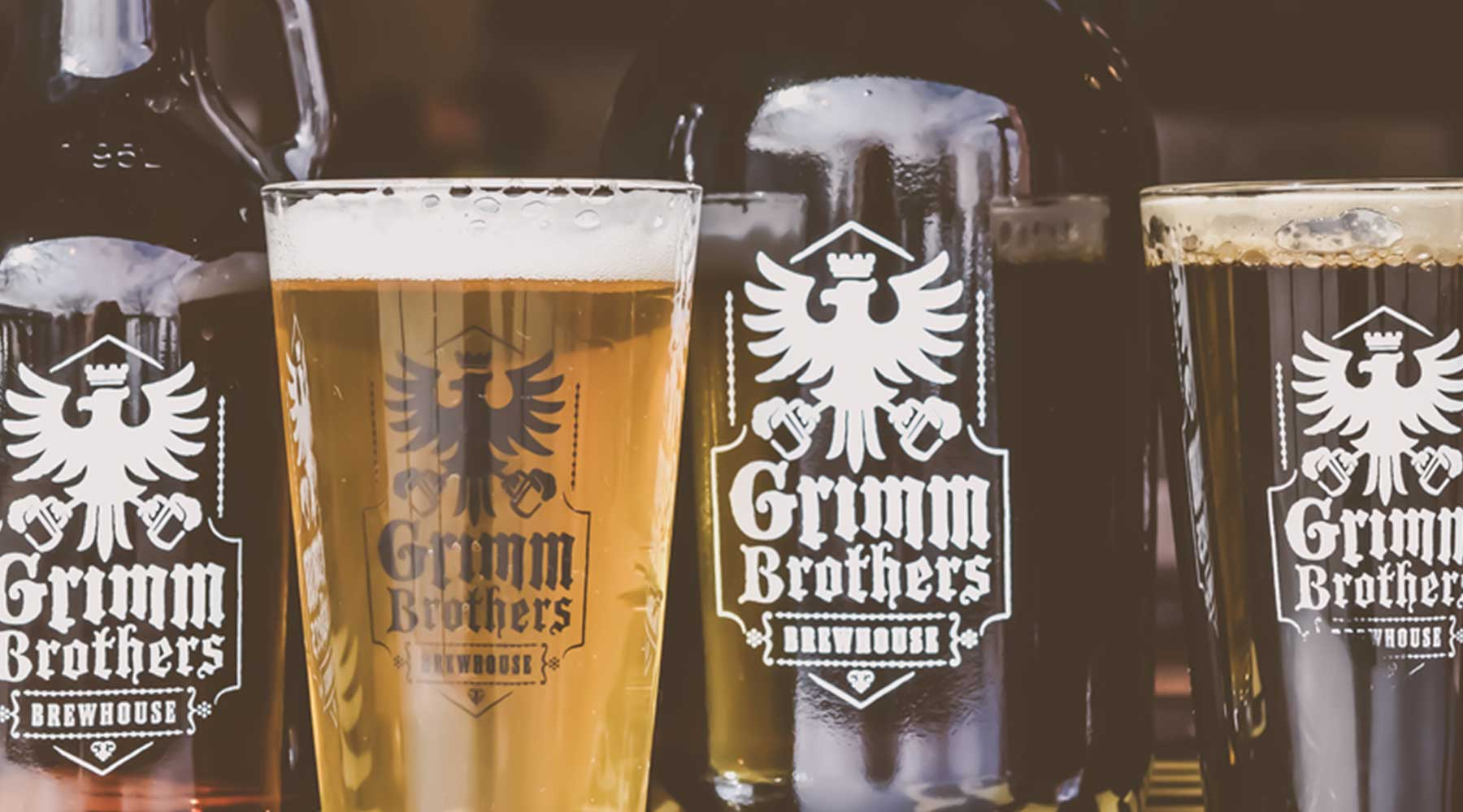 Grimm Brothers Brewhouse | Just Wine