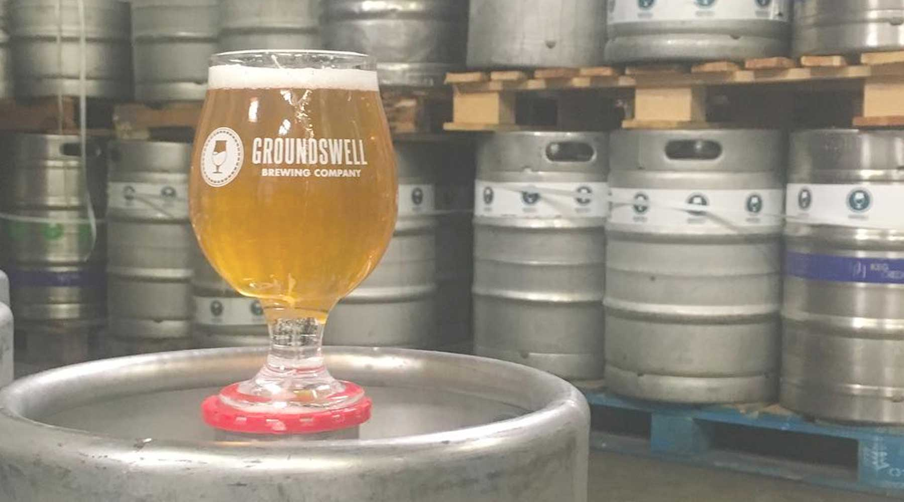 Groundswell Brewing Co. | Just Wine