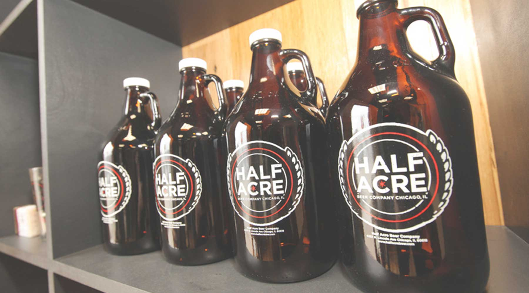 Half Acre Beer Co. | Just Wine