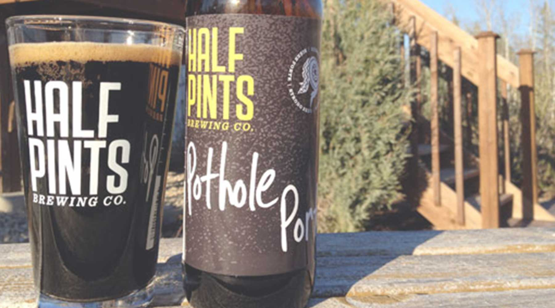 Half Pints Brewing Co. | Just Wine