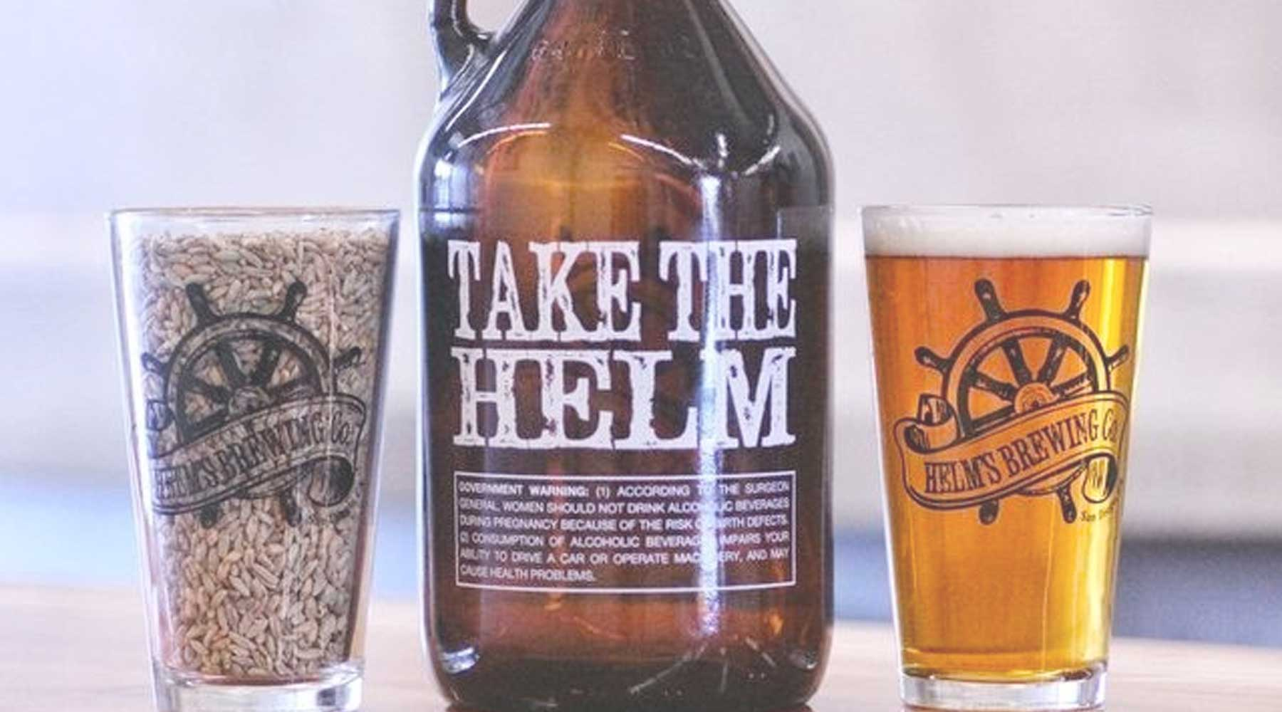 Helm's Brewing Co. | Just Wine