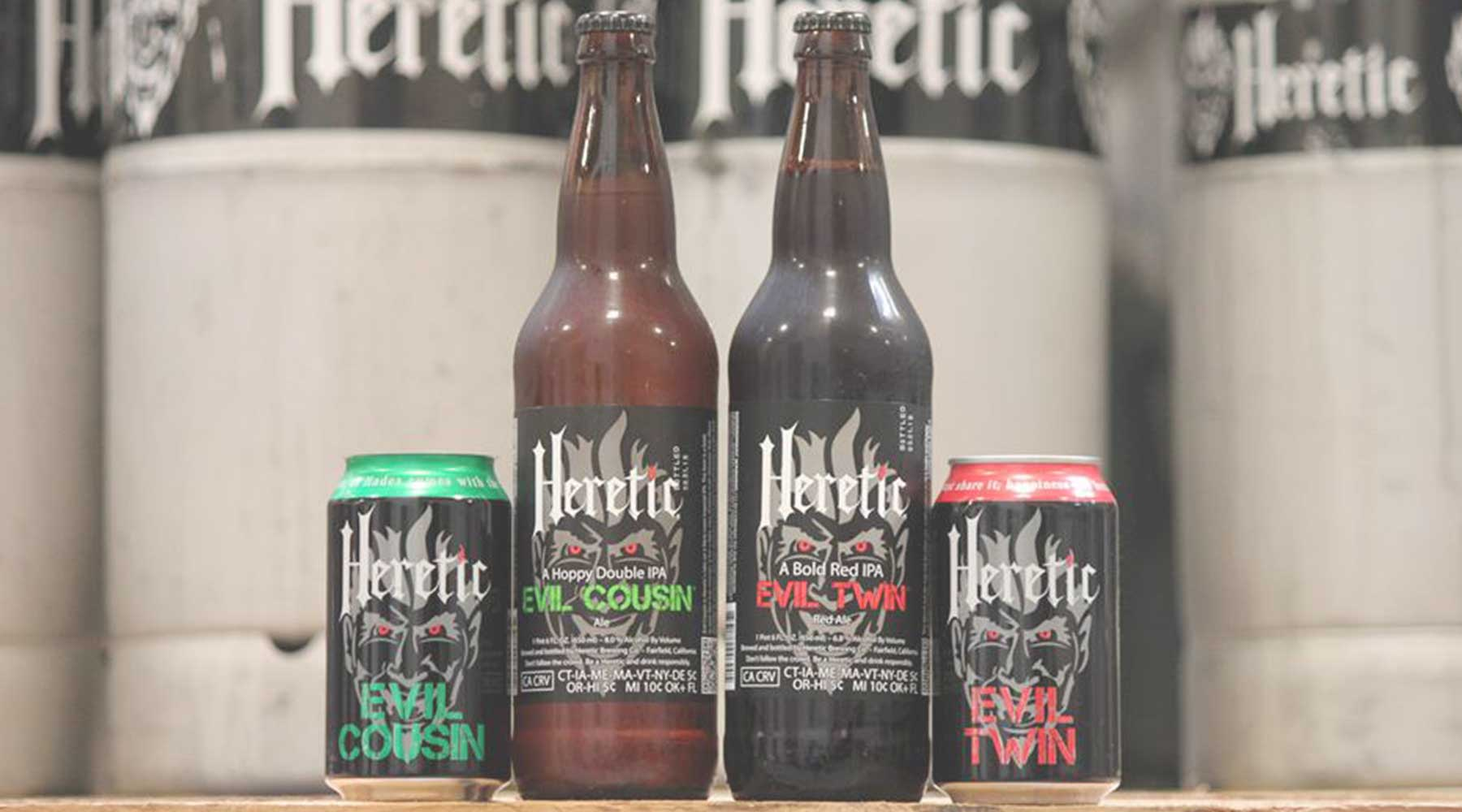 Heretic Brewing Company | Just Wine