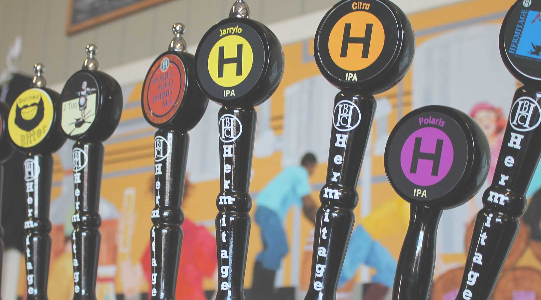 Hermitage Brewing Company | Just Wine