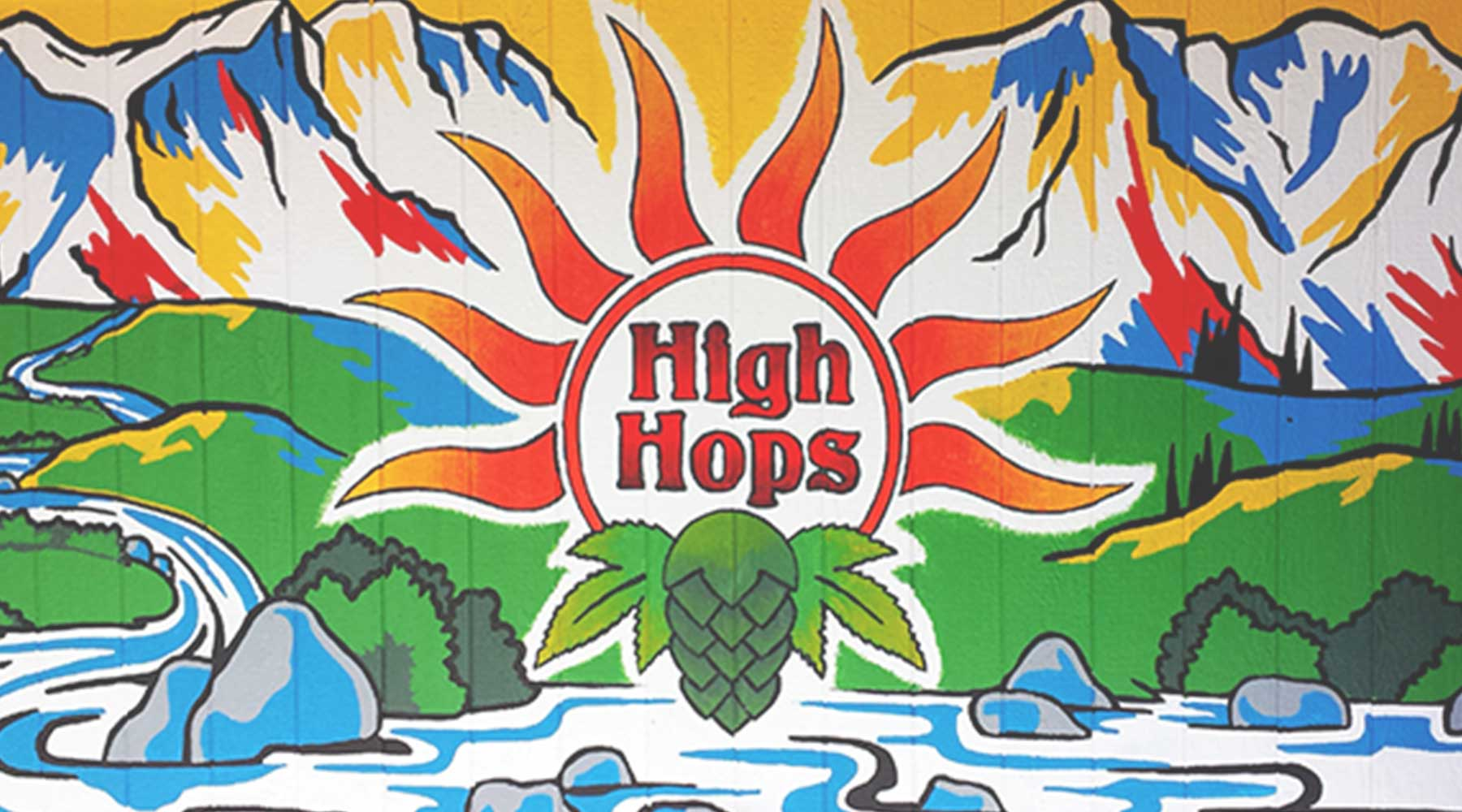 High Hops Brewery | Just Wine