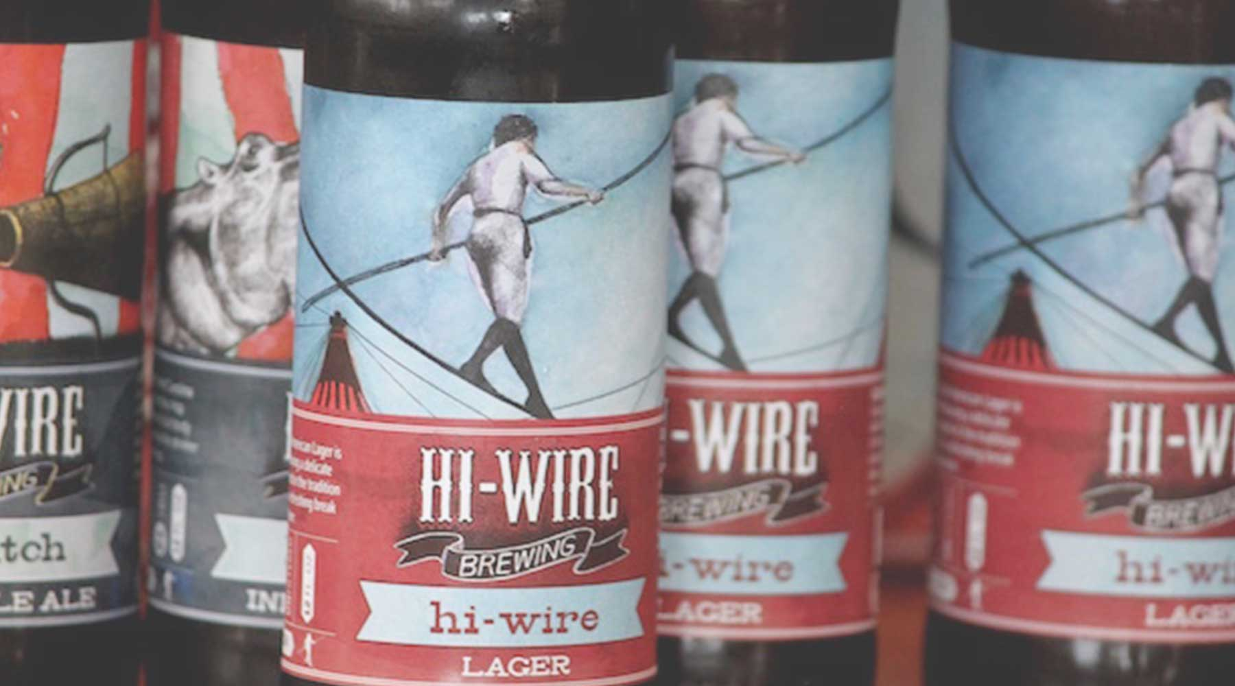 Hi-Wire Brewing | Just Wine