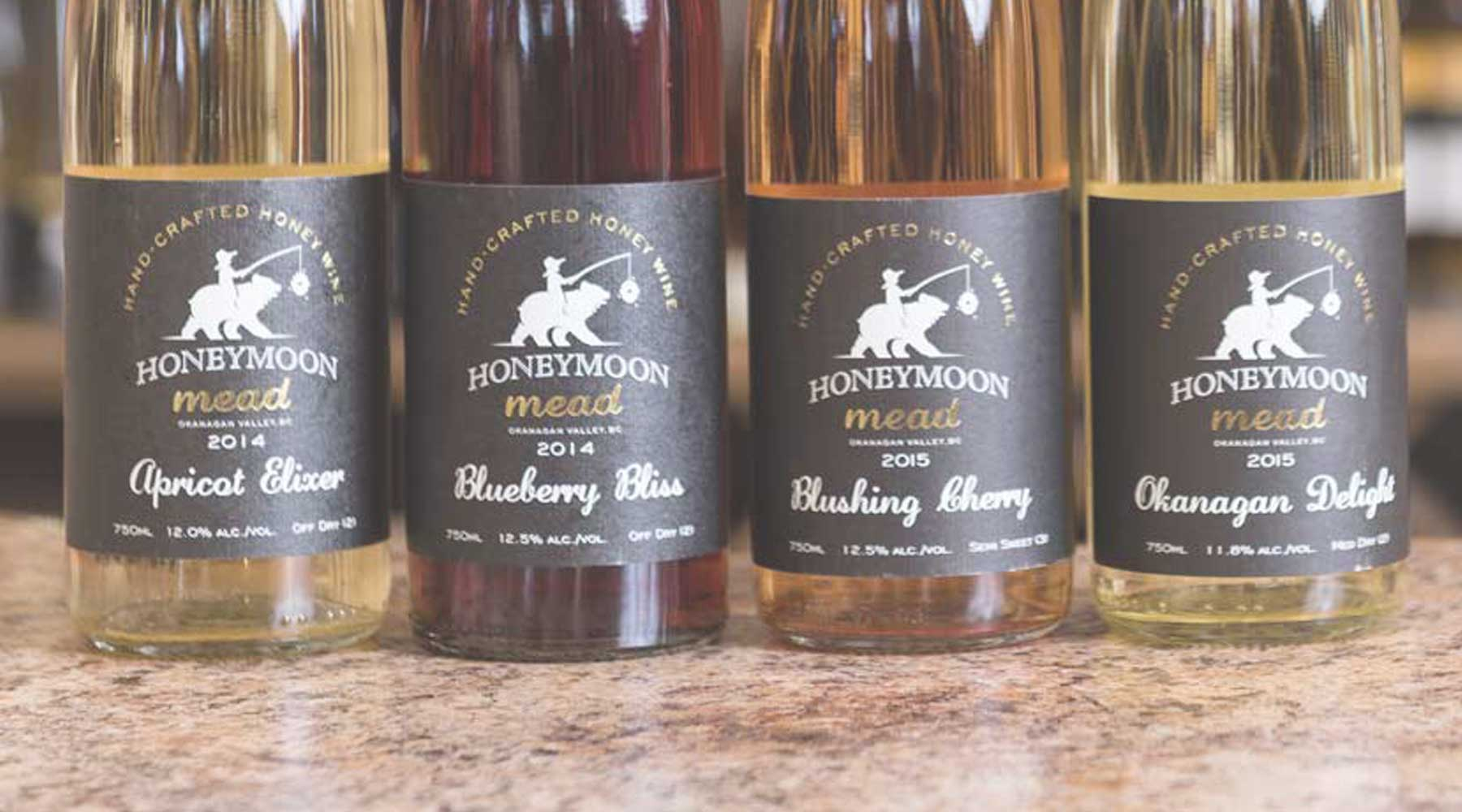 Honeymoon Meadery at Planet Bee | Just Wine