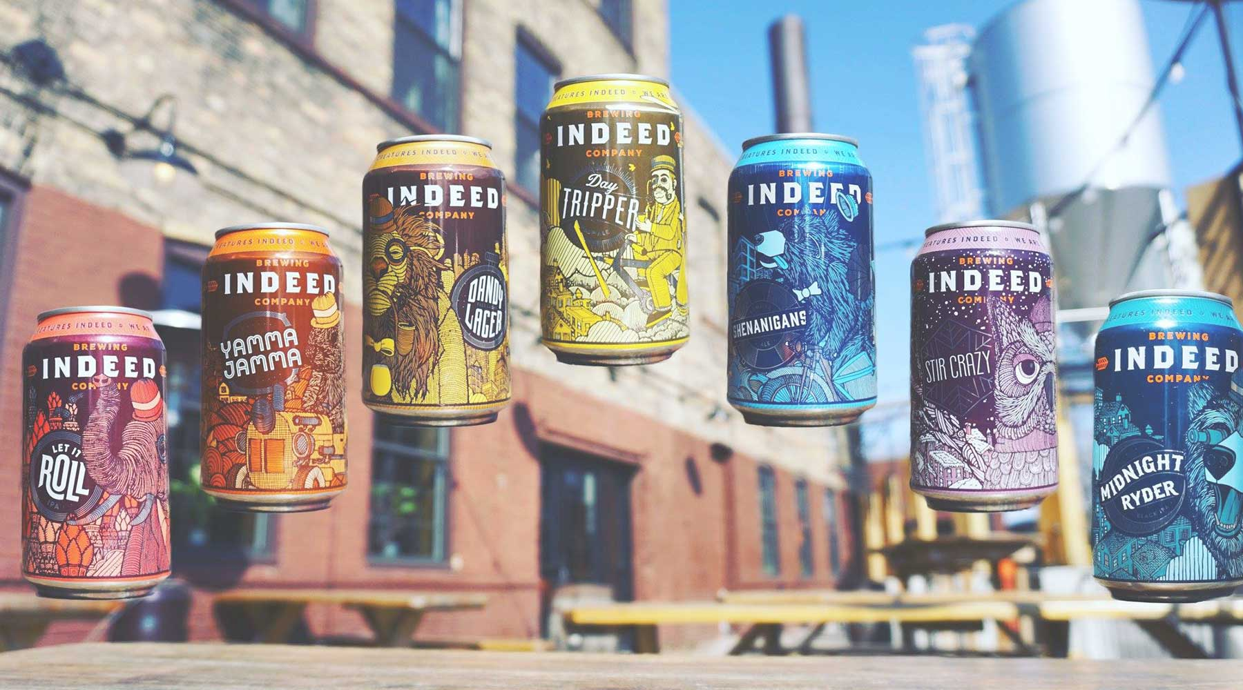 Indeed Brewing Company | Just Wine