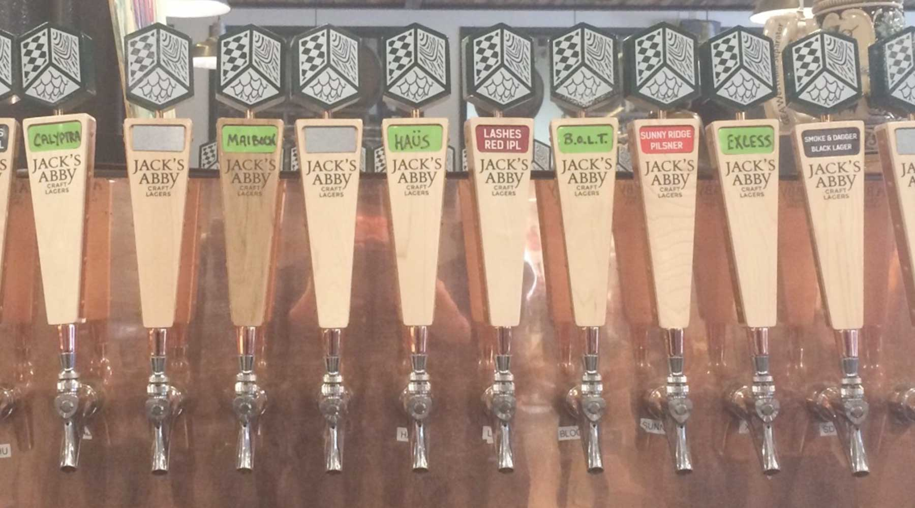 Jack's Abby Craft Lagers | Just Wine