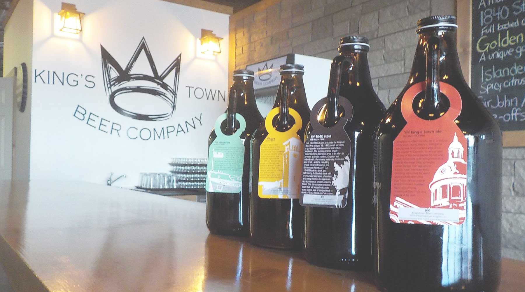 King's Town Beer Company | Just Wine