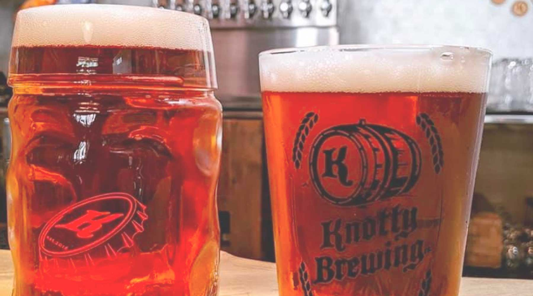 Knotty Brewing Co. | Just Wine