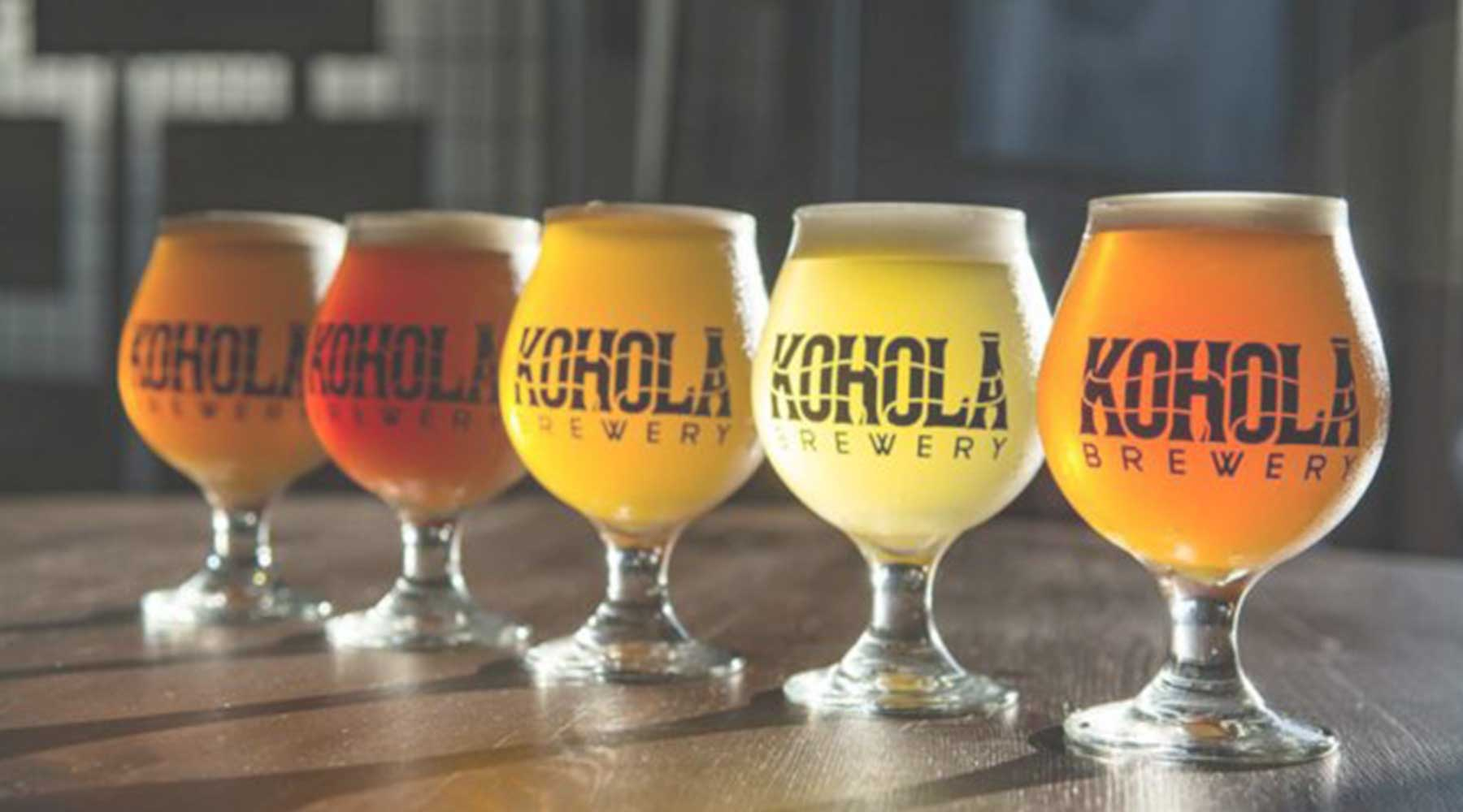 Koholā Brewery | Just Wine