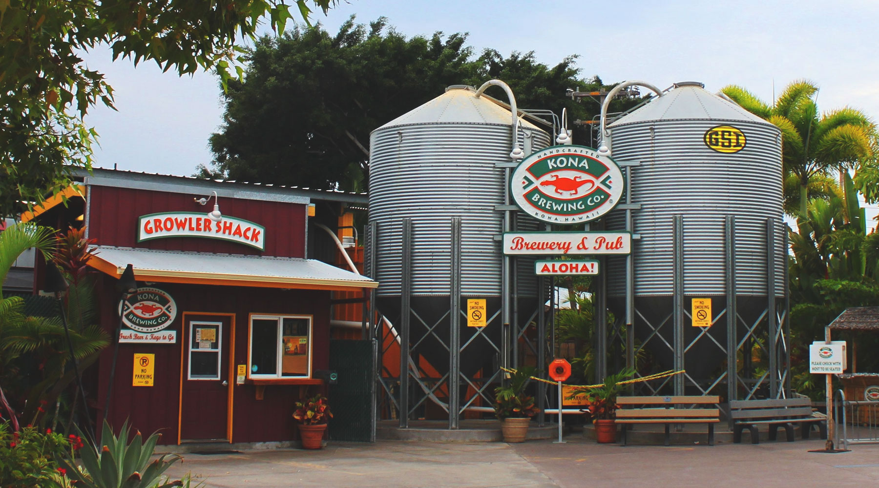 Kona Brewing Company | Just Wine