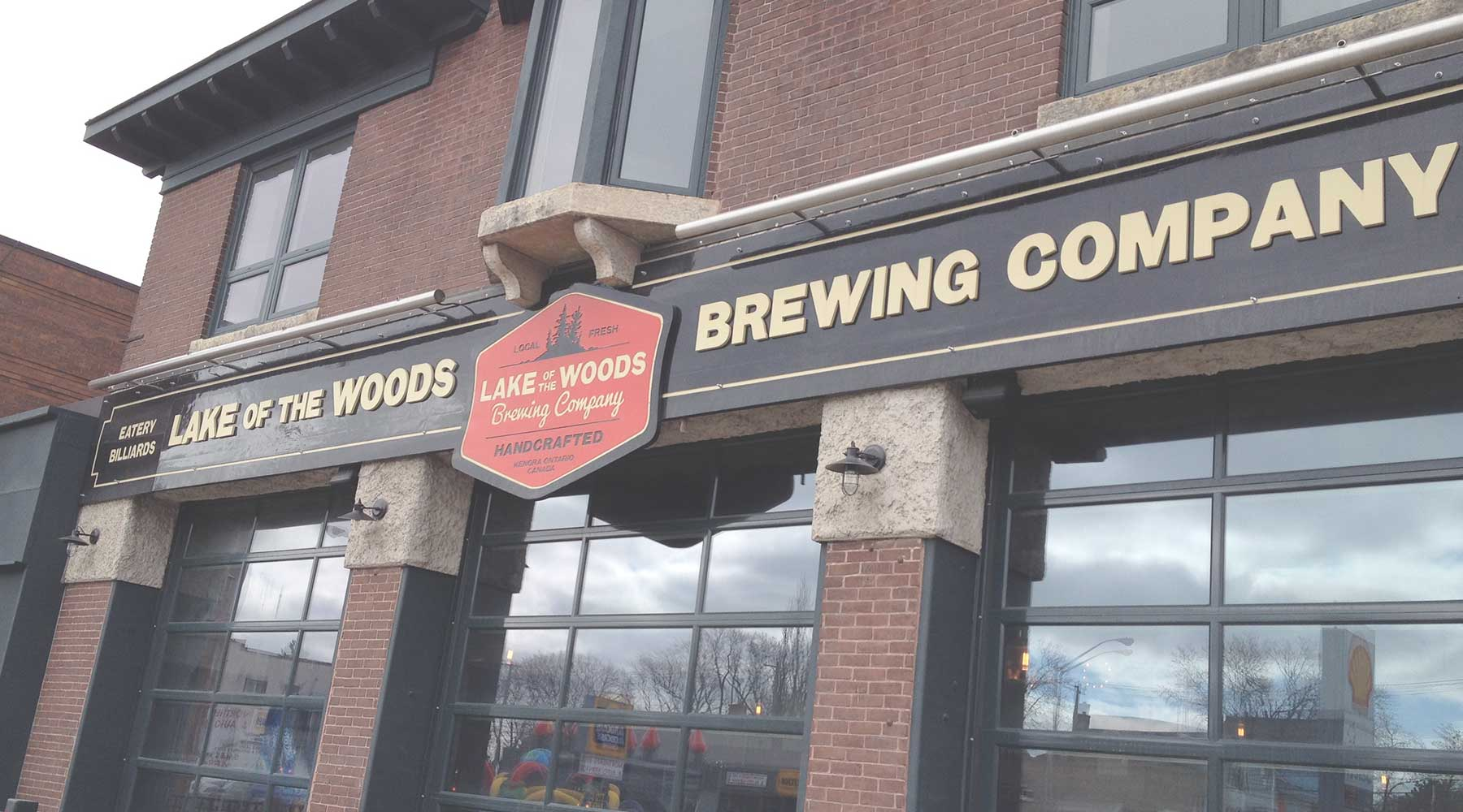 Lake Of The Woods Brewing Company | Just Wine