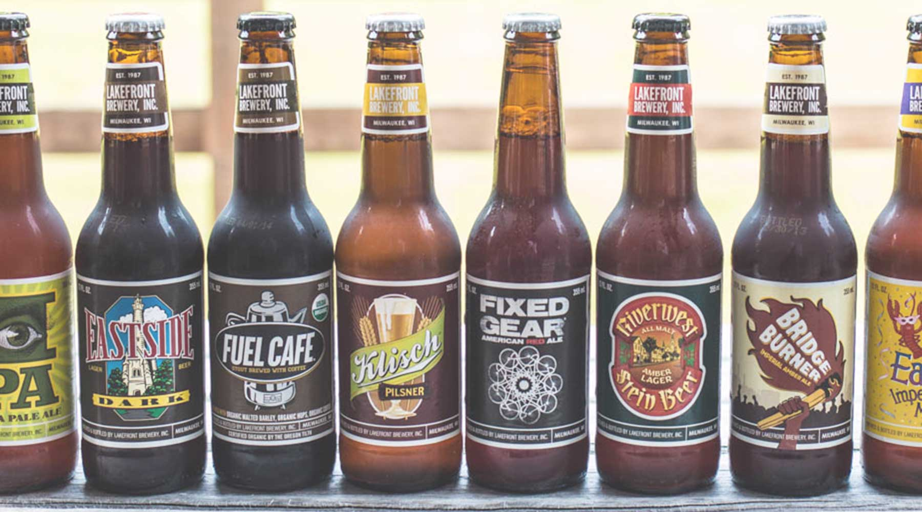 Lakefront Brewery | Just Wine