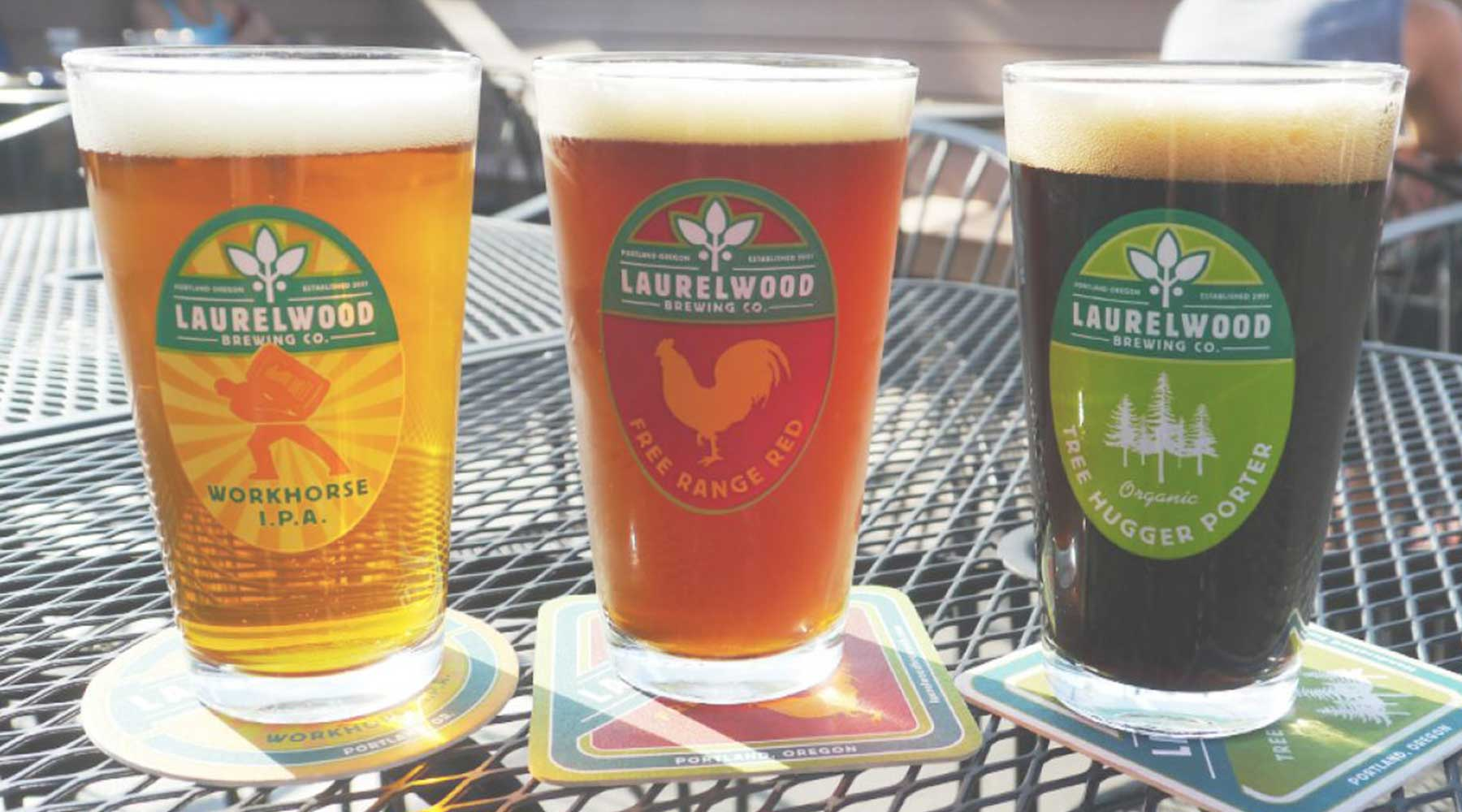 Laurelwood Public House & Brewery | Just Wine
