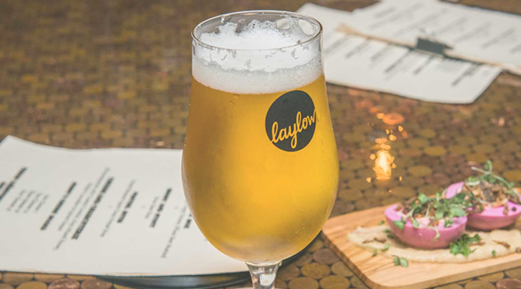 Laylow Beer Bar & Eatery | Just Wine