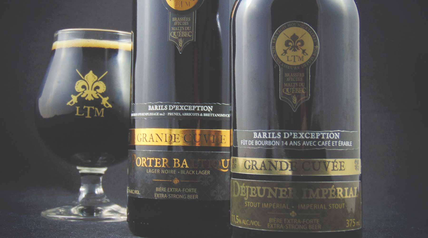 Microbrasserie Les Trois Mousquetaires | Just Wine