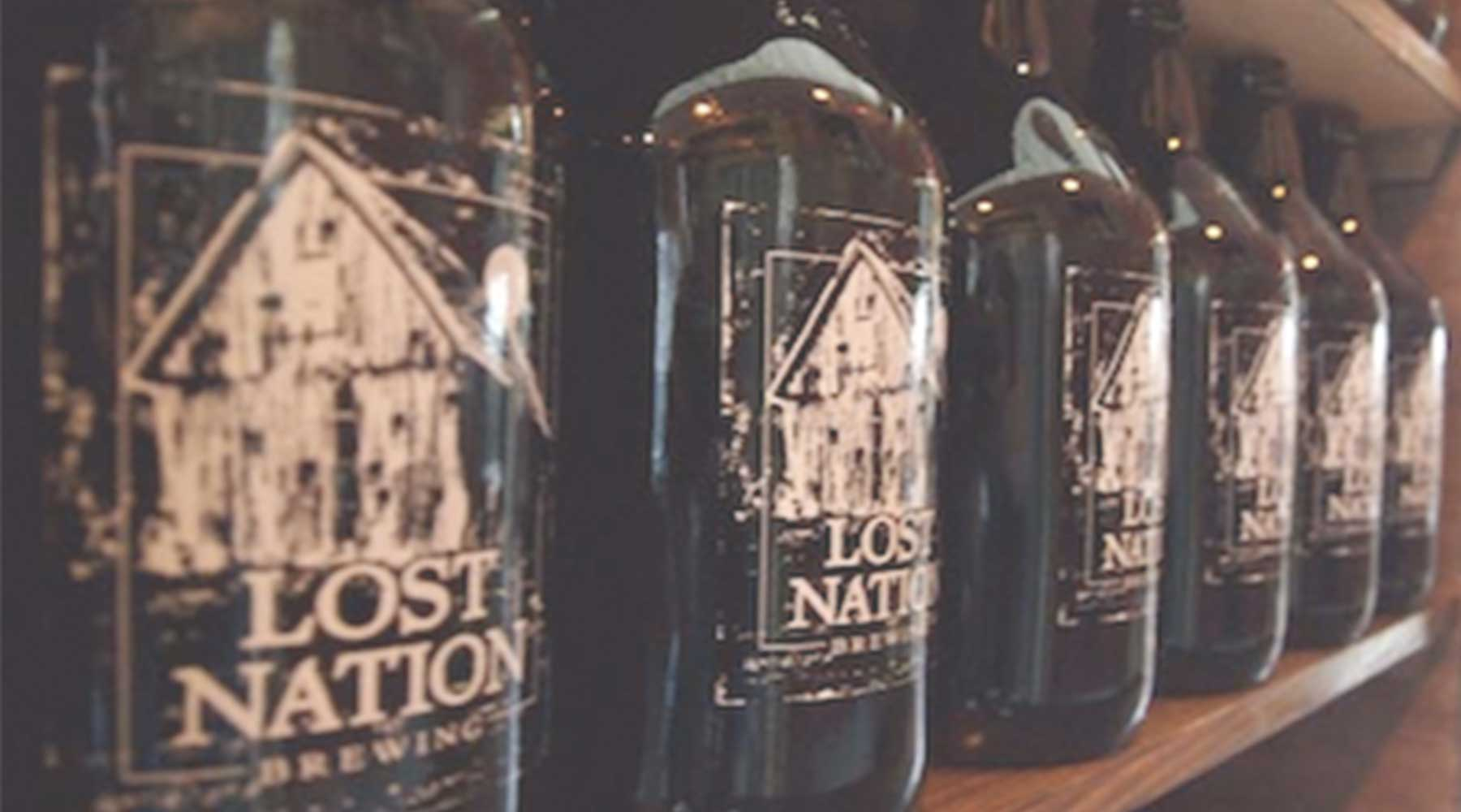 Lost Nation Brewing | Just Wine