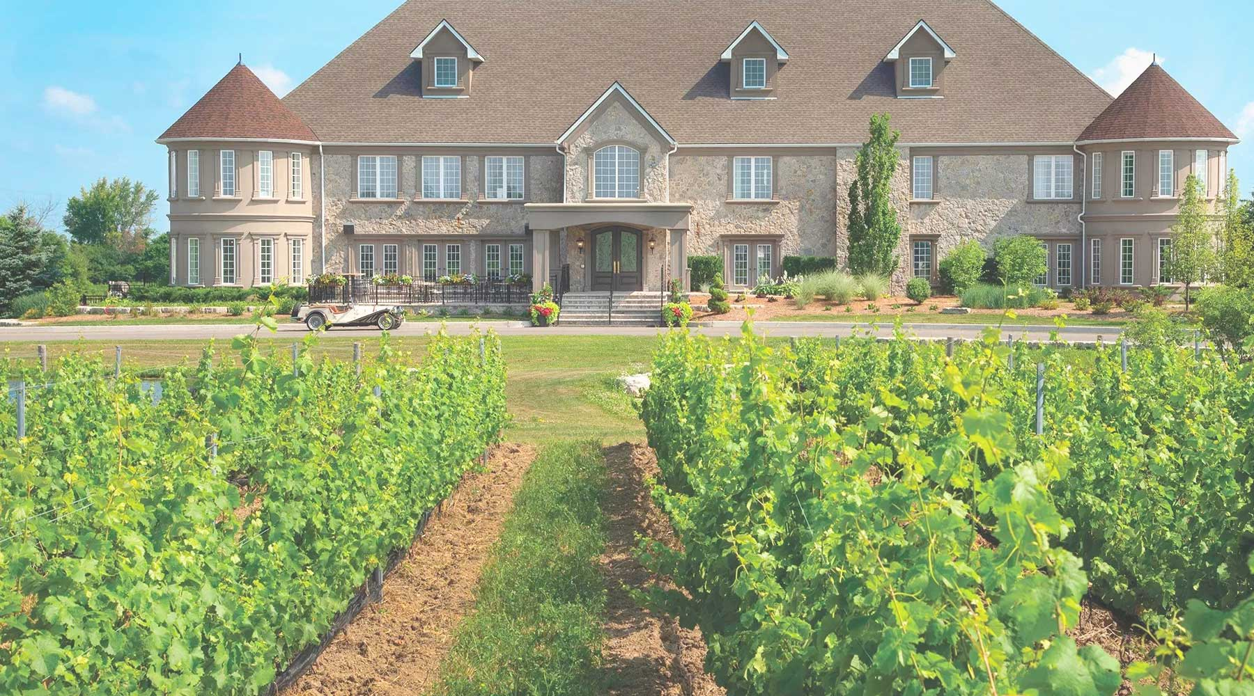 Lundy Manor Wine Cellars | Just Wine