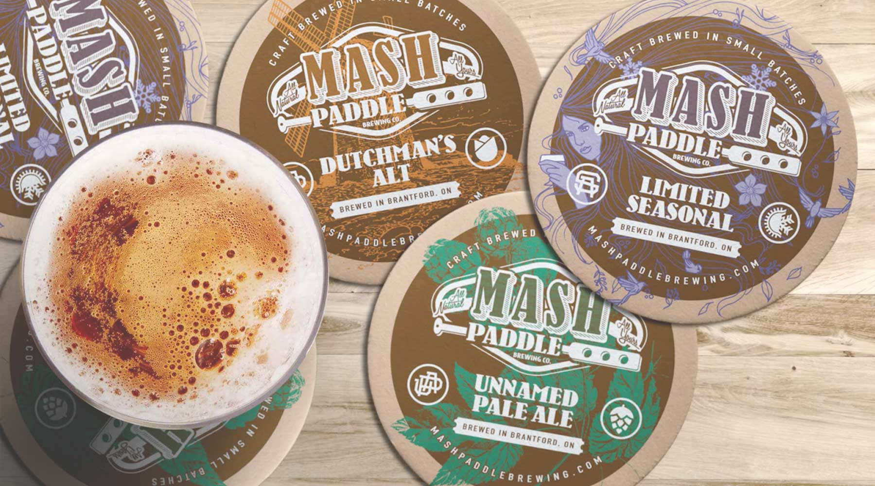 Mash Paddle Brewing Co. | Just Wine