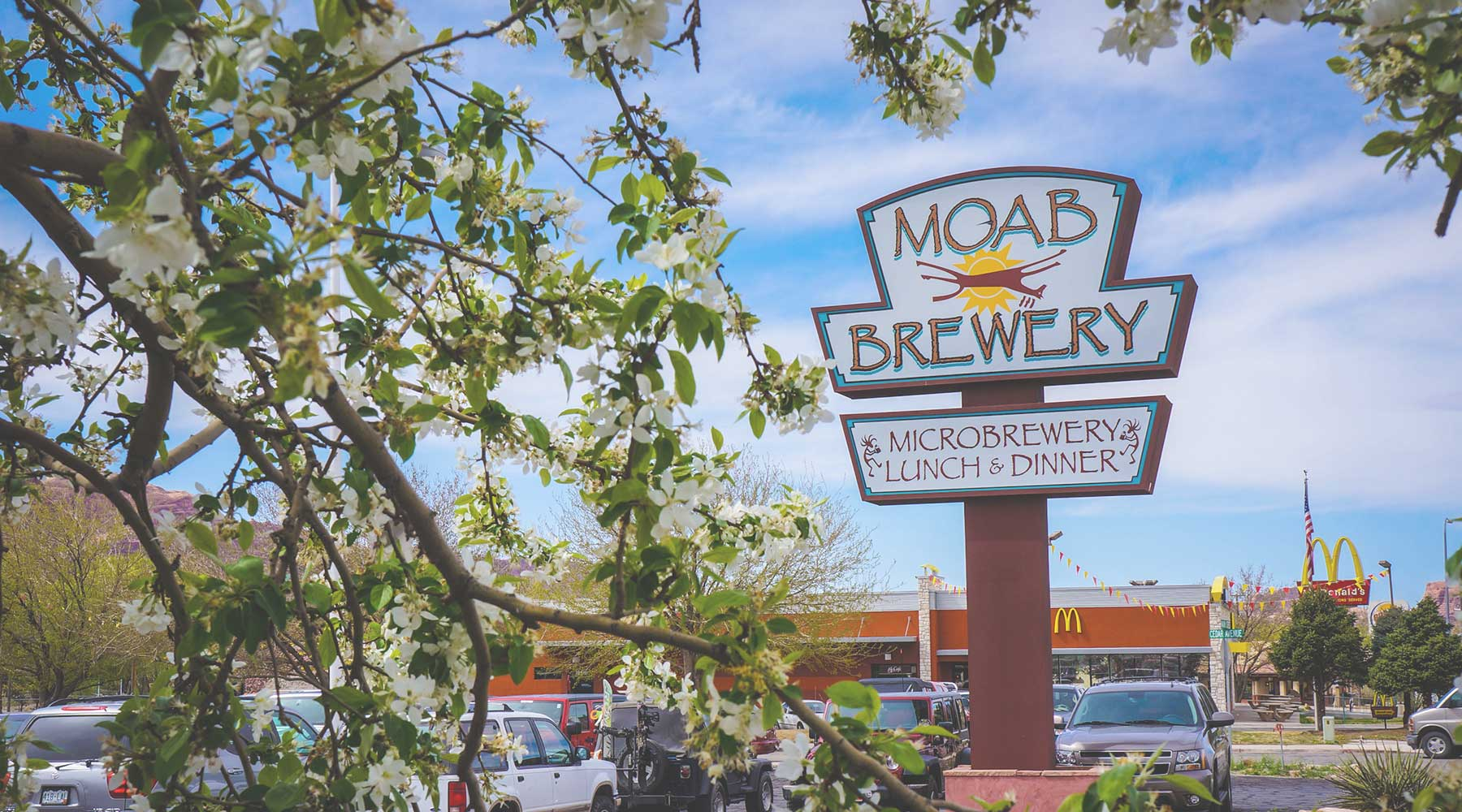 Moab Brewery | Just Wine