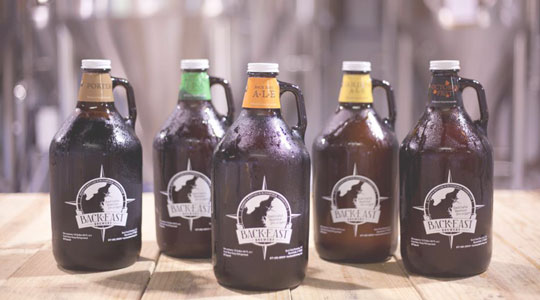 Back East Brewing Company