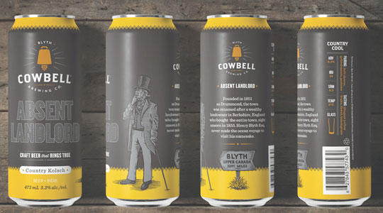 Cowbell Brewing Company