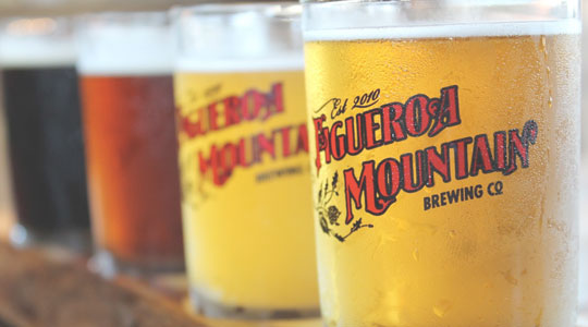 Figueroa Mountain Brewing