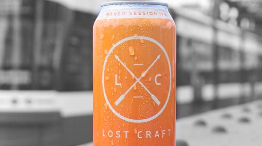 Lost Craft Beer