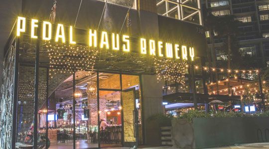 Pedal Haus Brewery