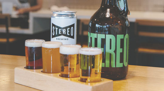 Stereo Brewing Company