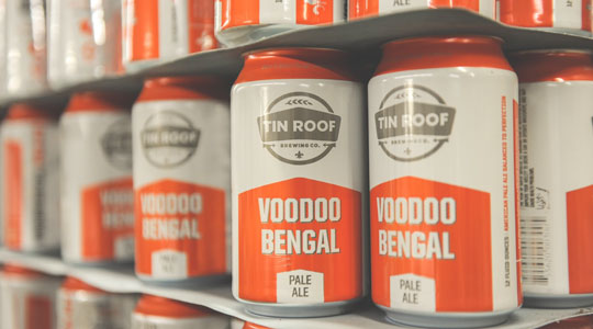 Tin Roof Brewing Company
